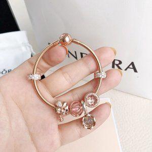 Pandora Makes Her Own Queen Bracelet